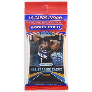 2019/20 PANINI PRIZM BASKETBALL MULTI-PACK