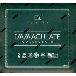 2015 IMMACULATE COLLEGE MULTI-SPORT HOBBY BOX