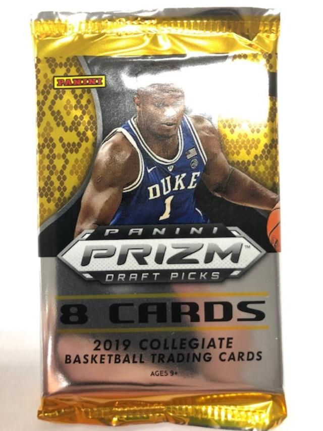 2019/20 PANINI PRIZM DRAFT PICKS COLLEGIATE BASKETBALL HOBBY PA