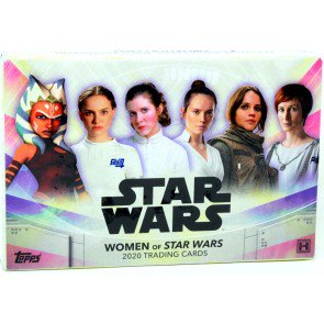 2020 TOPPS WOMEN OF STAR WARS HOBBY BOX
