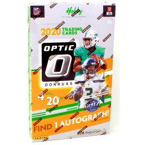 2020 DONRUSS OPTIC FOOTBALL HOBBY BOX