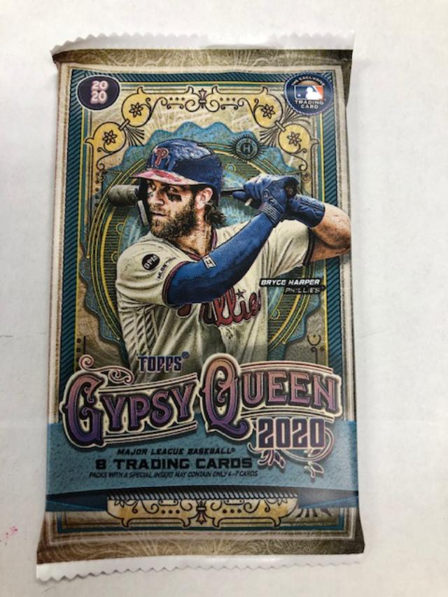 2020 TOPPS GYPSY QUEEN BASEBALL HOBBY PACK