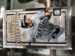 2020 TOPPS MUSEUM COLLECTION BASEBALL HOBBY MINI-BOX