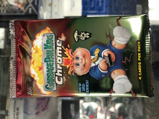 2020 TOPPS GARBAGE PAIL KIDS CHROME HOBBY PACK