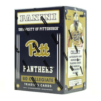 2016 PITTSBURGH PANTHERS COLLEGIATE MULTI-SPORT BLASTER BOX
